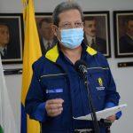 """""""El Huila tiene que superar las 3.000 vacunas diarias"""": Gobernador Del Huila."""