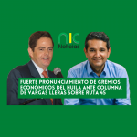 Fuerte pronunciamiento de los gremios económicos del Huila ante columna de Vargas Lleras sobre ruta 45