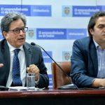 Renuncia el equipo económico del gobierno colombiano